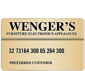 Wenger's Credit Card